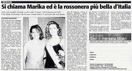 Marika Colombo e Giusy Achilli