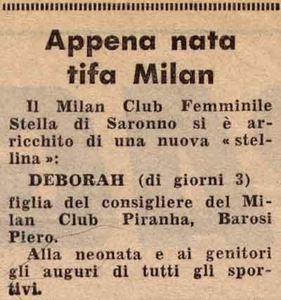 Stampa - 1973 gazzetta dello sport